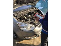 Cheap Mechanic & Diagnostics Fault Code Reading, DPF, AIRBAG, ABS - Car Service - WE DO ALL REPAIRS