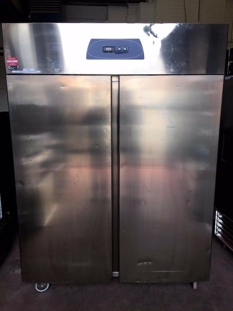 Double Door Freezer EU298 (nov)