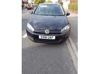 2011 61 Volkswagen Golf 2.0tdi Bluemotion Tech. Full service history+Cambelt