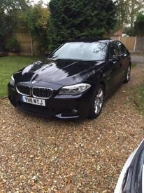 Bmw 5 series m-sport 56,00 miles fsh including full service 2 weeks ago prices to sell !!!