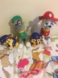 Variety of teddies for sale