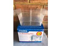 Fish tank breeding box