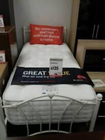 Bed and mattress BRITISH HEART FOUNDATION