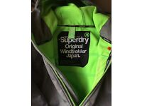 Superdry jacket .Perfect condition
