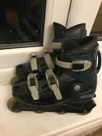 Roller size 8