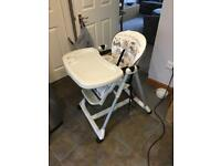 Mama and Papas child's high chair