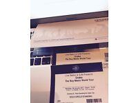 Drake 02 Arena 20th March Gold Circle Standing tickets! x2