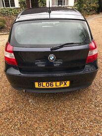 BMW 1 Series - Diesel, German, Blue, Hatchback, Good Condition