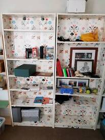 Ikea Billy Bookcase x2 limited edition