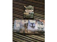 Air Crash Disasters 5 DVD Set