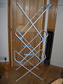 MINKY CLOTHES AIRER DRYER HORSE