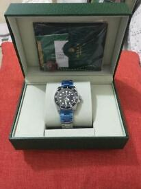 BRAND NEW ROLEX SUBMARINER AUTOMATIC FULLY BOXED WITH PAPERS