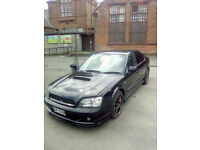 Twin turbo B4 Rsk Subaru Legacy Spares or Repair Bargain