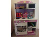 Girls interactive kitchen