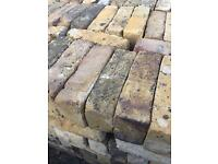reclaimed yellow stock bricks, and multi stock bricks!!!!!!!!!1000's in stocks!!!