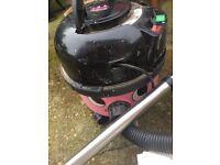 Hetty Hoover vacuum cleaner