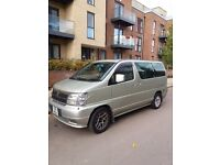 LPG NISSAN ELGRAND SUPER ECONOMICAL BARGAIN 8 SEATER may swap for PREVIA/8 seater