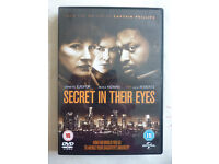 SECRET IN THEIR EYES DVD