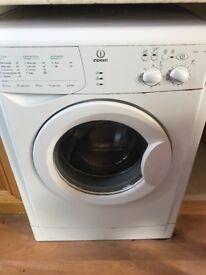 Indesit automatic washing machine