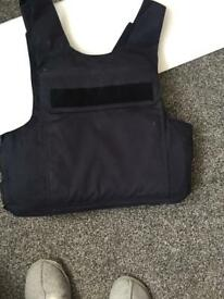 Genuine stab and bullet proof vest