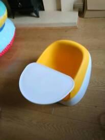 Nuby baby training chair
