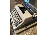 Late 1960's/Early 1970's Olympia Typewriter