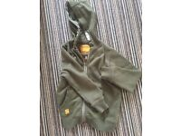 Kids Green Hoody