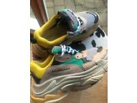 Balenciaga Triple S Sneakers size UK7 EU41