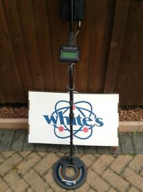 CLASSIC, WHITE'S XLT METAL DETECTOR for SALE,