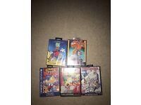 Mega Drive Game Bundle