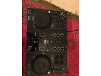 Hercules DJ Controller Air with built in interface