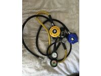 Scuba diving Regs Apeks used