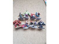 Avengers and star wars infinity ps3 set