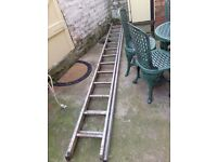 Ladders - scrap/clearence-need them collecting