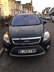 58' Ford Kuga Titanium X - 2.0 Tdci - Immaculate condition - Top spec!!