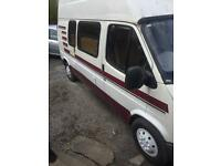 Ford transit 2.5DI Turbo campervan