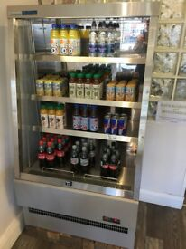Porkka Grab and Go Fridge. Repair required so selling cheap for quick sale