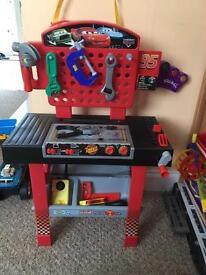Childrens work bench