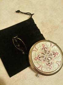 Vanity fair pocket mirror