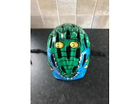Kids cycling helmet size XS (roughly 4-5)