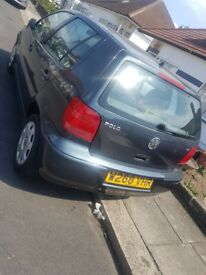 Volkswagen Polo for sale (low milage)