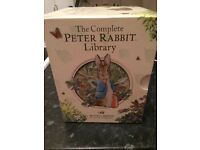 Peter rabbit the complete peter rabbit library