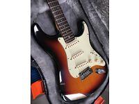 Fender USA Deluxe Stratocaster 2004