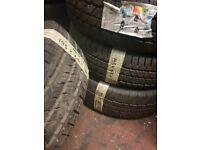195/65/16 NEW Michelin tyres VAN