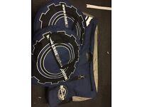 Chain Reaction Bike travel Bag
