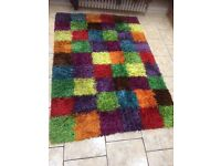 Rug block colours