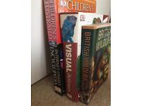 Encyclopaedia and Animal Books for kids/children