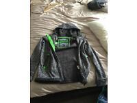 Superdry Storm zip hoodie