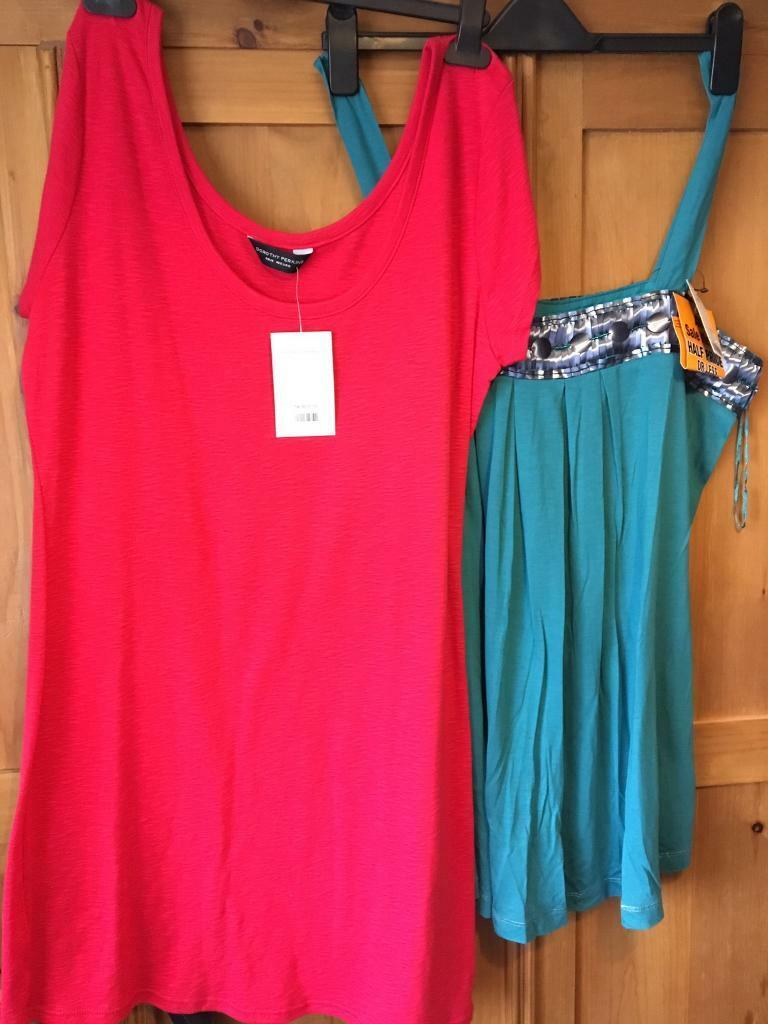 2tops new with tags size 20, £3 each or £5 for both