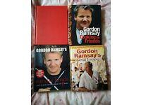 Gordon Ramsay cook books